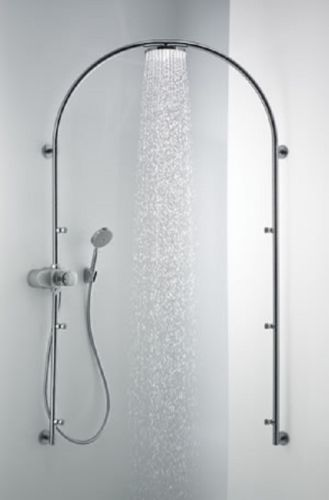 Hansgrohe Raindance Pharo Shower Arc SHOWER Spa SYSTEM Complete ...