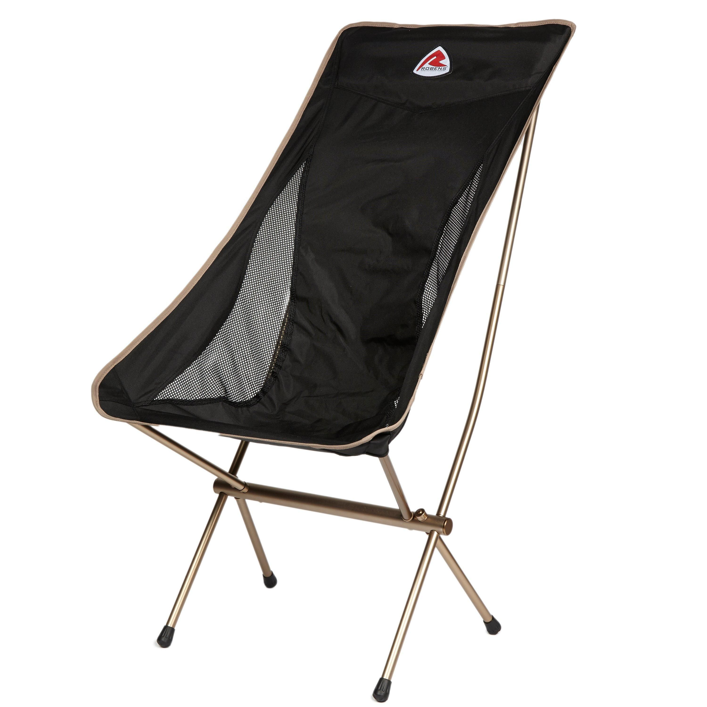 Comfortable camping chairs - The Robens Observer Camping Chair Is A Low Weight Sturdy And Comfortable Camping Chair That Packs Down Small