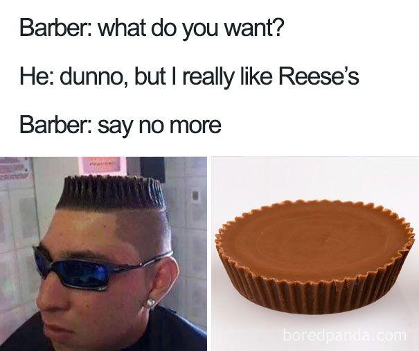 Say No More Haircut Haircut Memes Terrible Haircuts Funny Memes