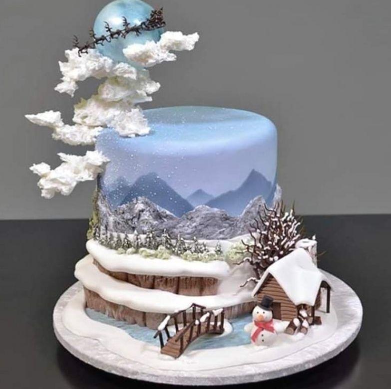 Best Christmas Cakes 2021 Plum Cake Recipe Best Recipes In 2021 Winter Cake Christmas Cake Designs Christmas Cake