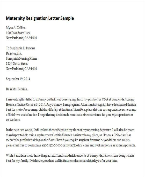 Resignation letter after maternity leave exles uk docoments ojazlink resignation letter after maternity leave exles uk docoments ojazlink spiritdancerdesigns Choice Image