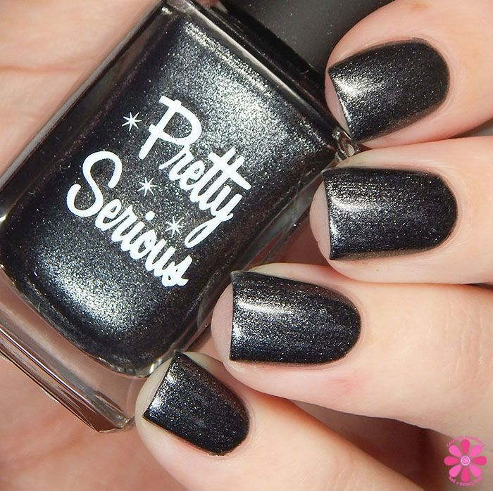 Pretty Serious Cosmetics Ghost Of Christmas Future Collection; The ...