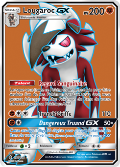 carte pokemon lougaroc gx Lougaroc GX | Imprimer carte pokemon, Carte pokemon et Carte