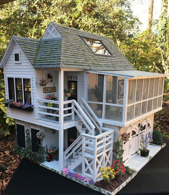 2018 Creatin' Contest - First, Second & Third Place #dollhouses