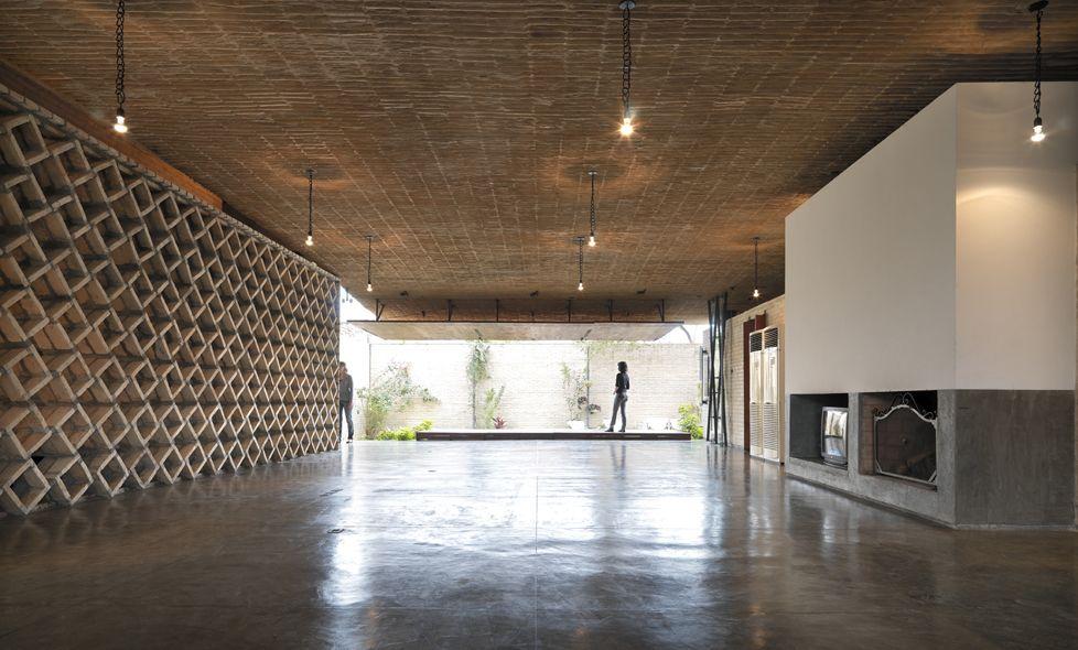 Modern Architecture Font solano benítez . casa abu and font, asunción | mnmnts | pinterest
