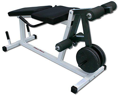 f1a423d1a Deltech Fitness Leg Extension   Leg C… Esportes