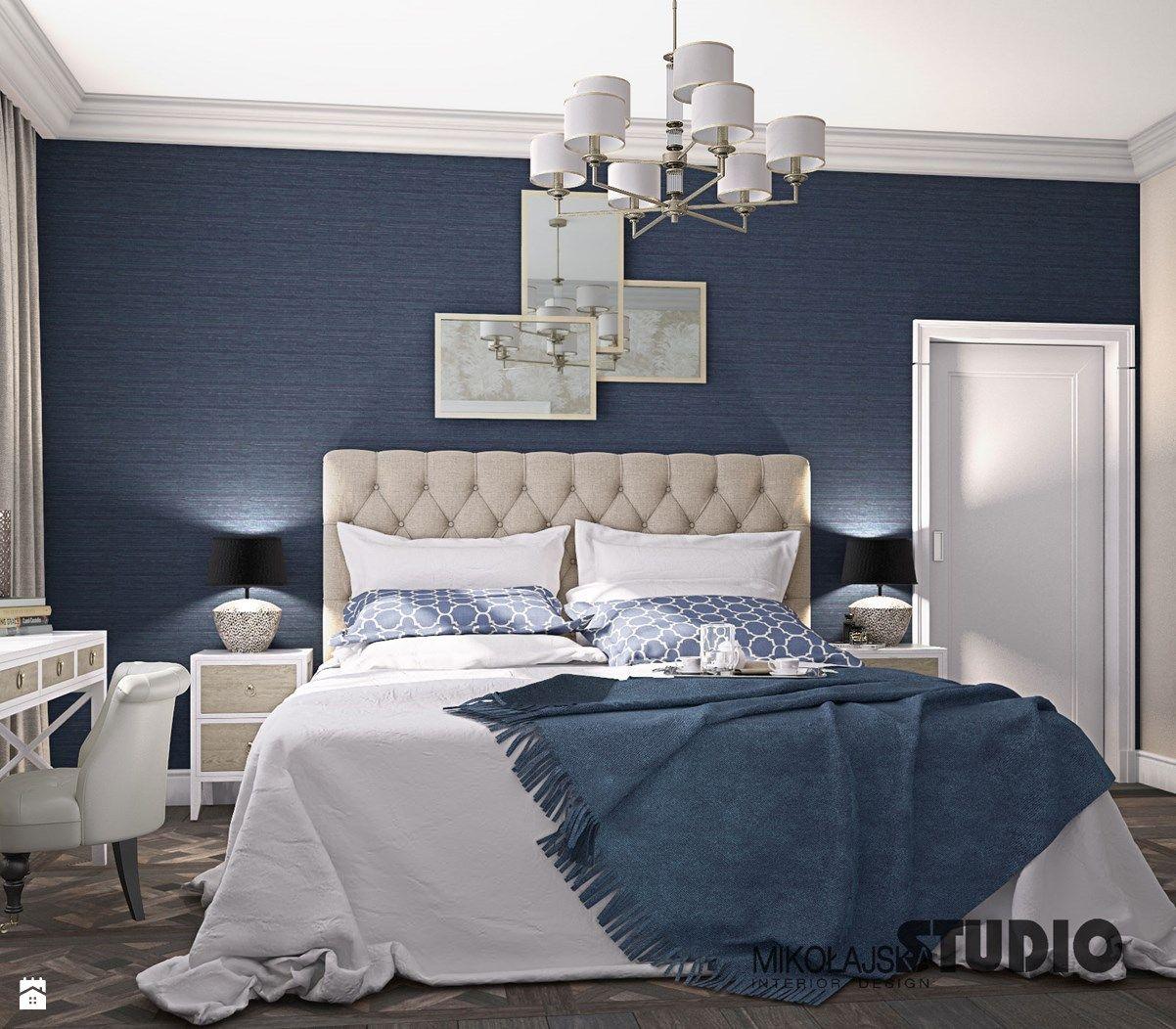 new york style bedroom zdja cie od mikoa ajskastudio sypialnia