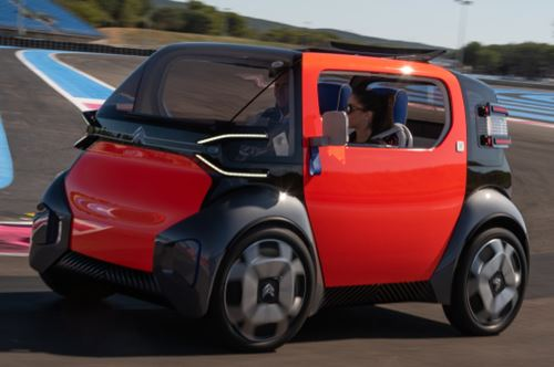 Citroën_Ami_One in 2020 Small electric cars, Car