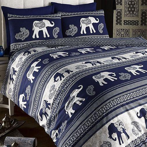 Tesco Direct Empire Elephant King Size Duvet Duvet Sets Elephant Home Decor Quilted Duvet Cover