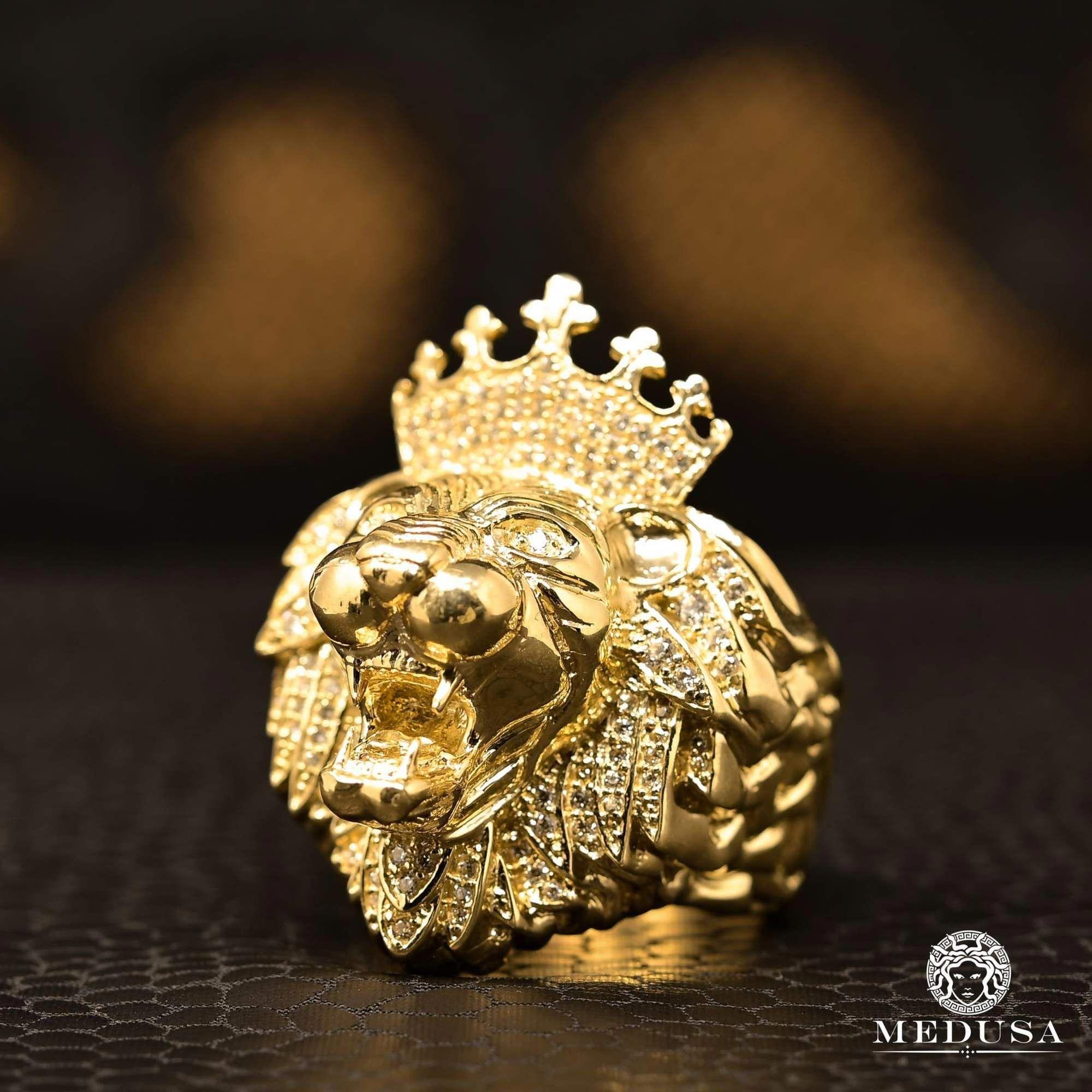 Men's Rings Jewelry Gold Man NewLegacy H4 ring Man