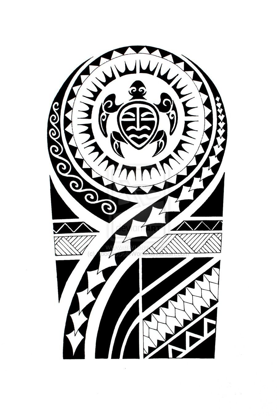 Maori Tattoo Designs Tattoo Pinte
