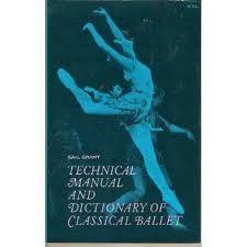 Ballet Bible Classical Ballet Ballet Bible