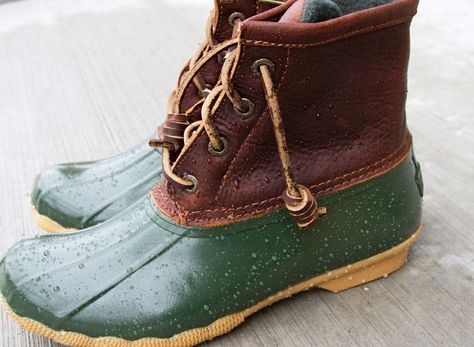 Sperry Top Sider Duck Boots for Women