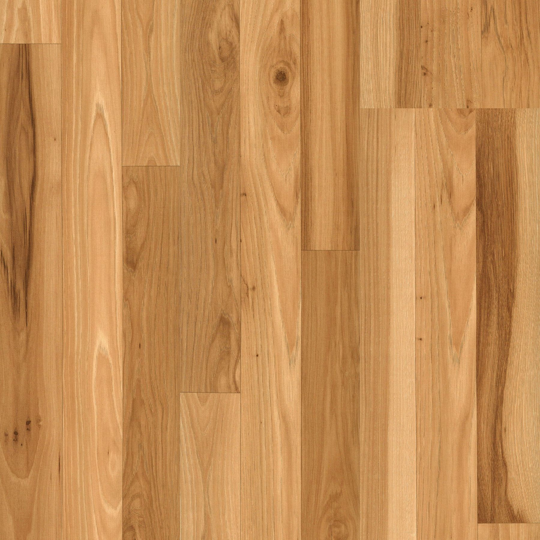 Shaw Natural Eal 8mm Hawthorne Hickory Laminate W Free Underlayment
