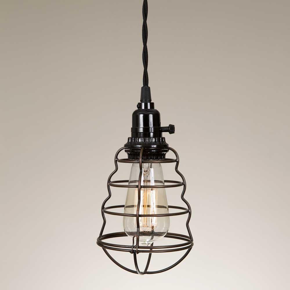 Wire cage pendant lamp c pendant lamps pendants and products