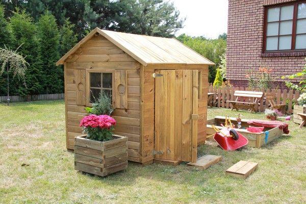 baumotte spielhaus holz spielhaus garten kinderspielhaus raphael sommer pinterest playhouses. Black Bedroom Furniture Sets. Home Design Ideas