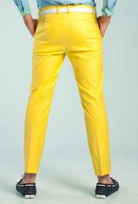 Trina Turk | color men style Angel Cropped Pant