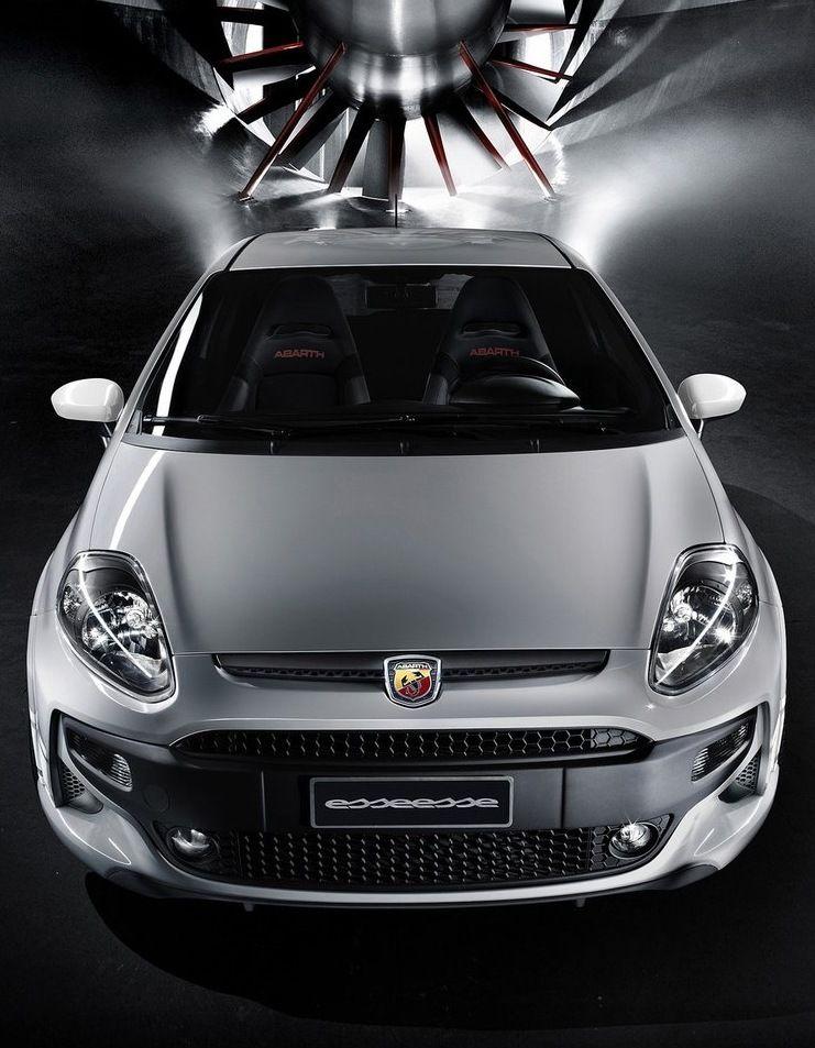 2011 Fiat Punto Evo Abarth Warm Hot Hatches Pinterest Fiat