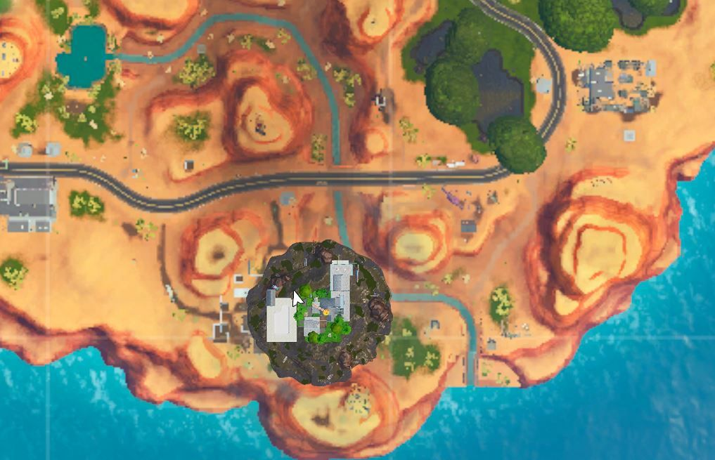 Where And How To Collect Fortnite The Visitor Tape Recording