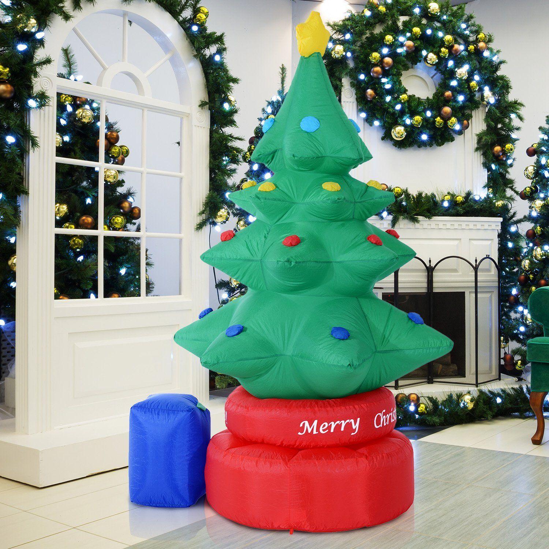 b1d66ac8fde Top Christmas Outdoor Animated Decorations. Christmas InflatablesXmas TreesHoliday  GiftsChristmas ...