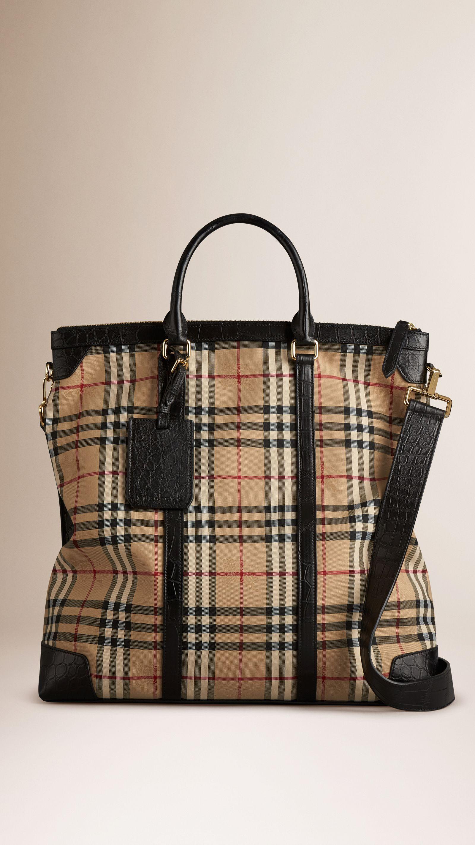 Burberry Tote Bag Borse Da Uomo 638b56ea33a
