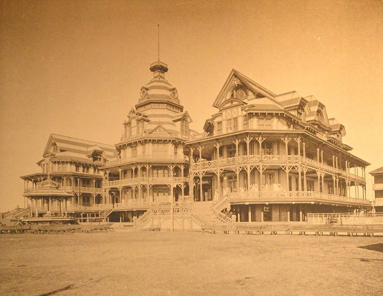 Opened On July 4 1883 The Beach Hotel