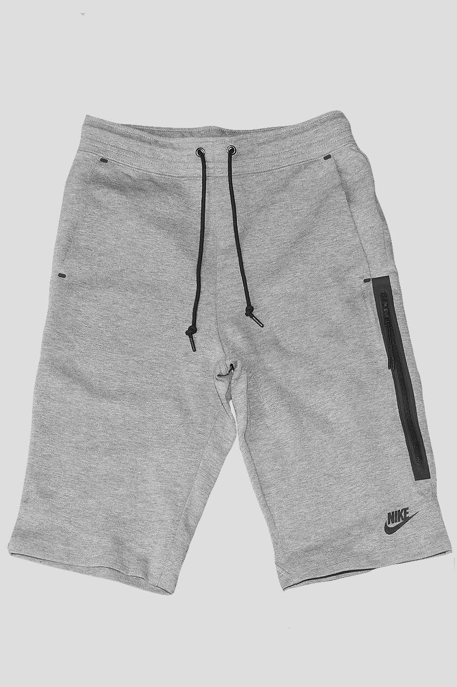 The Nike Tech Fleece Women s Shorts are made with a soft cotton blend and  an oversized 3b73aa97a7e
