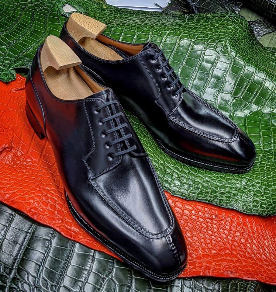 Dress shoes men, Handmade leather shoes