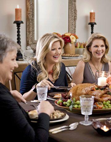 Trisha Yearwood's Family Thanksgiving