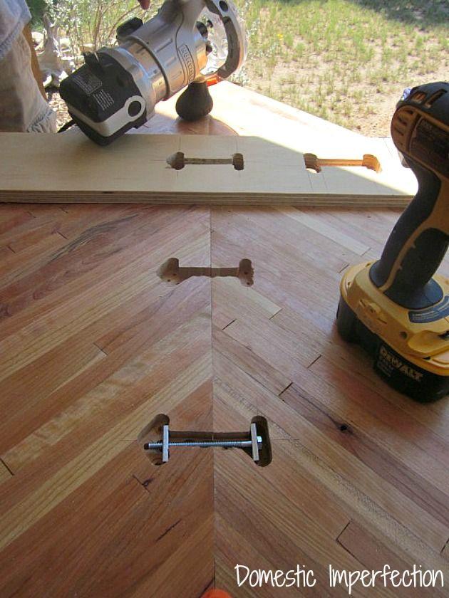 Installing Butcher Block Countertops Ideas For The Handyman