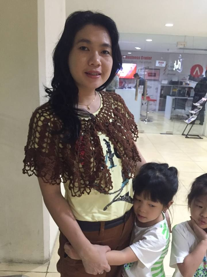 Model Baju Santai Ibu Muda