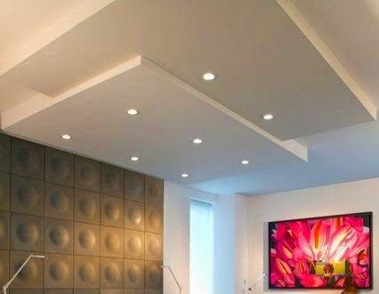 LED false ceiling lights for living room  LED strip lighting ideas in the  interior. LED false ceiling lights for living room  LED strip lighting ideas