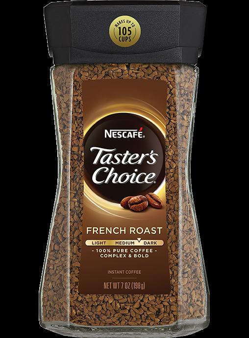NESCAFÉ Taster's Choice French Roast Nescafe US