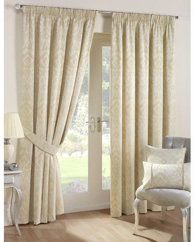 Florence Ready Made Lined Curtains By Julian Charles