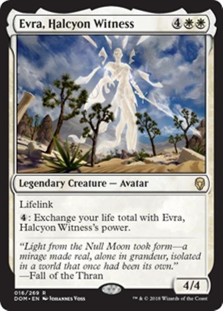 FOIL FALL OF THE THRAN Dominaria DOM Magic MTG MINT CARD
