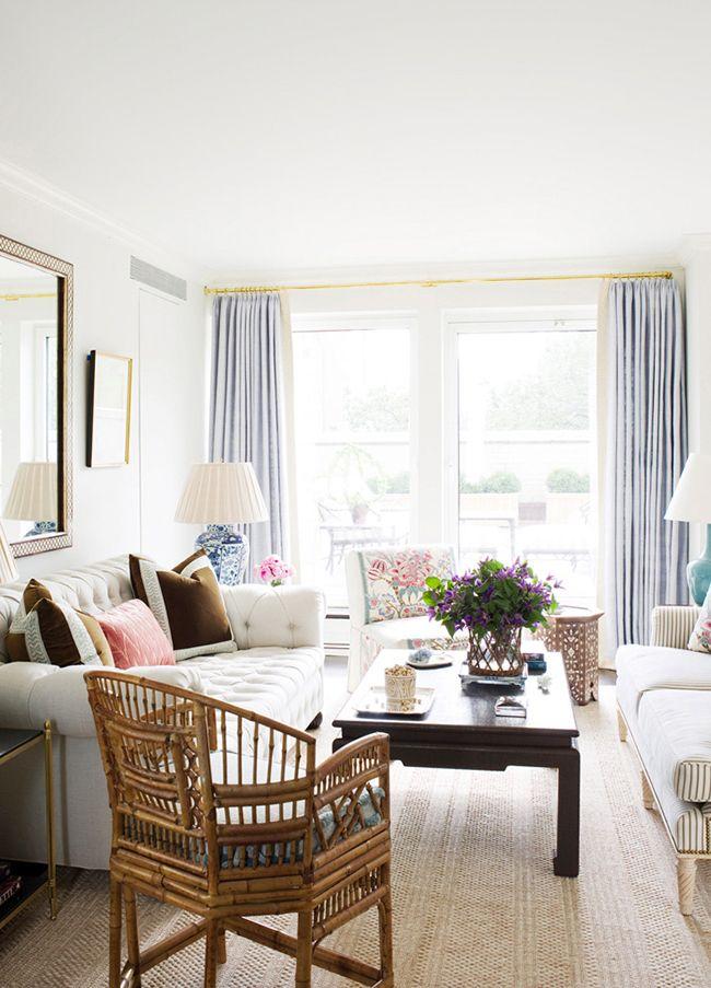 Pin de L R en Home Pinterest Cortinas, Decoración y Salón