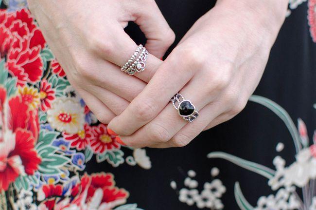 42bf209591e94 Pandora ring..... Mi amor   Rings ❋   Pandora rings, James jewelry ...
