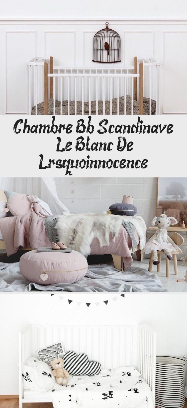 Chambre Bebe Scandinave Le Blanc De L Innocence En 2020 Avec