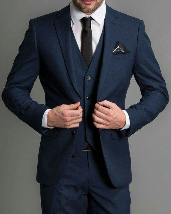 Suits & Tailoring Obliging Ital Uomo Classic Fit Gray Herringbone Two Button Wool Suit Grade Products According To Quality Clothes, Shoes & Accessories