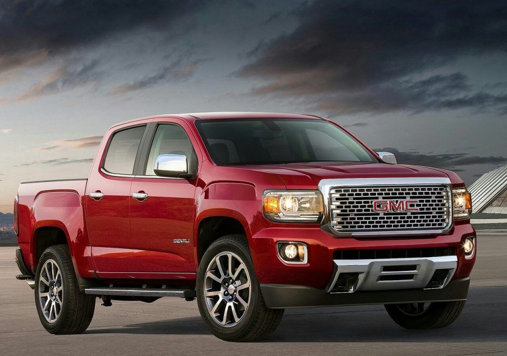 2017 Gmc Canyon Denali In 2020 Gmc Canyon Gmc Trucks Gmc