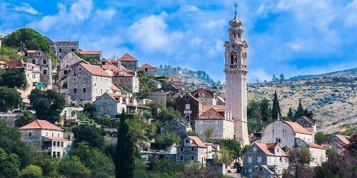 Brac, Dalmatia, Croatia