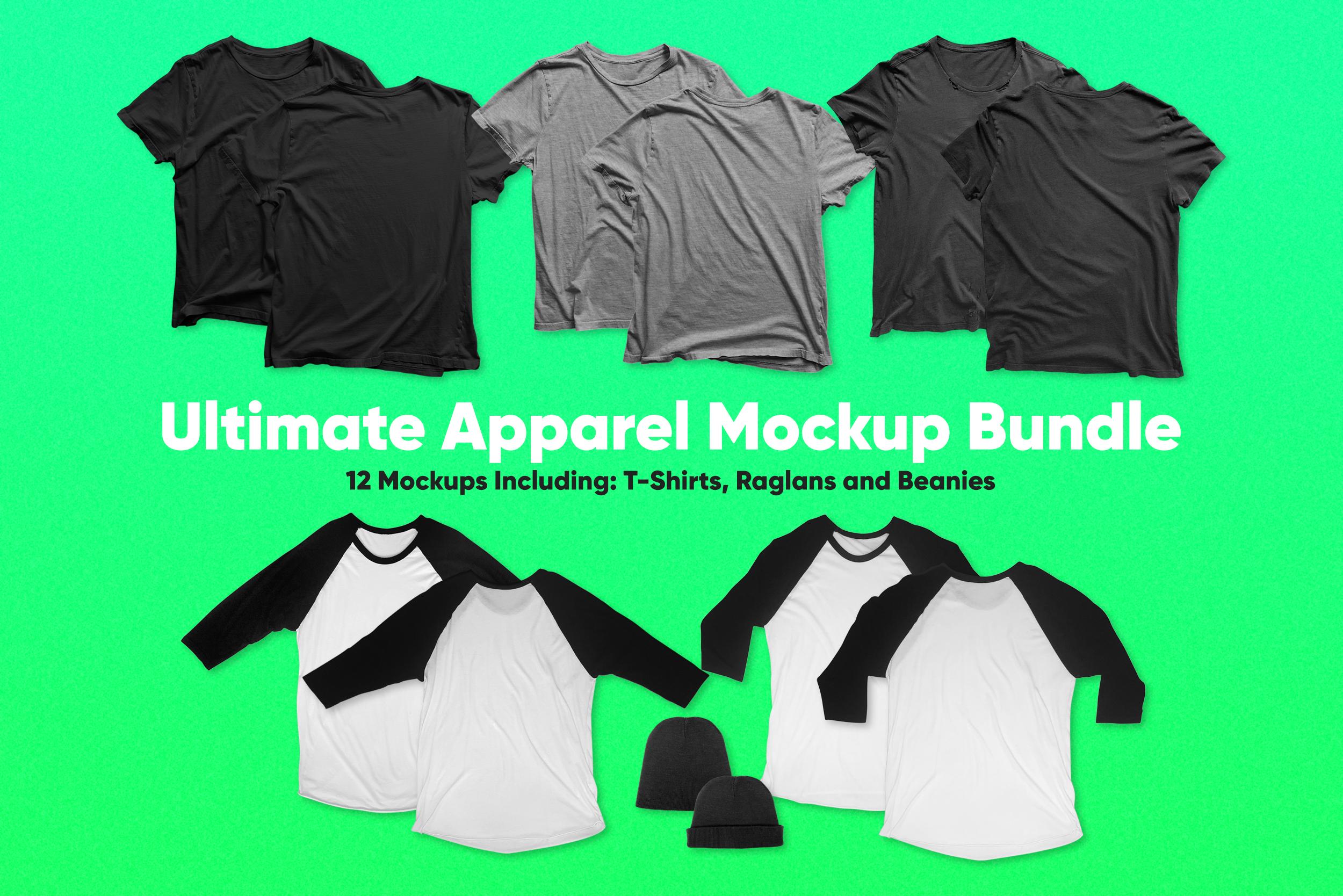 Download Ultimate Apparel Mockup Bundle Clothing Mockup Shirt Mockup Tshirt Mockup