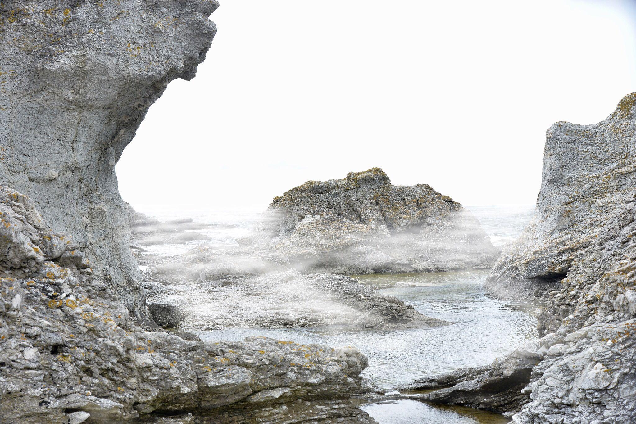 Peaceful Gotland is biggest island in Sweden.