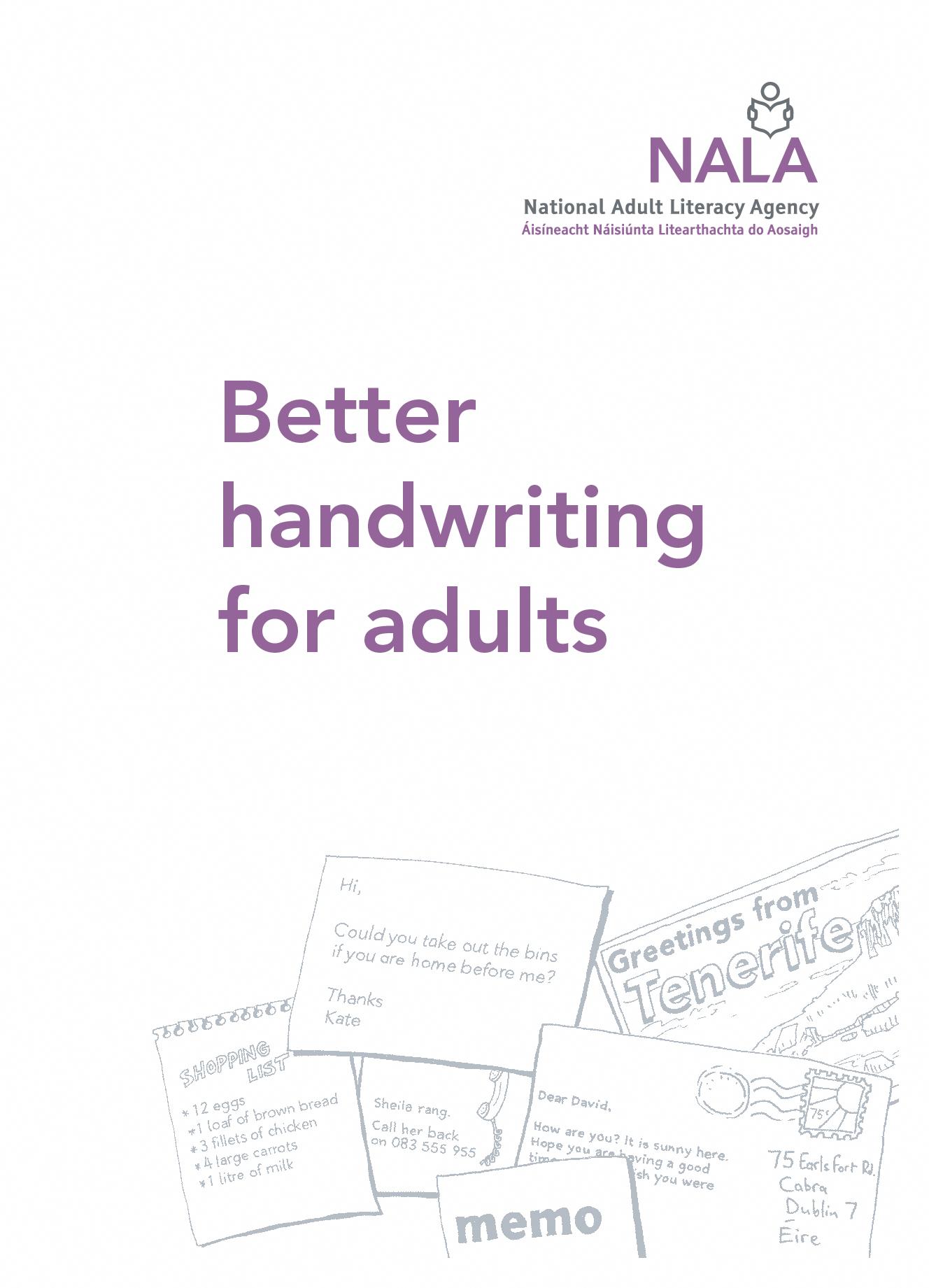 Improve Handwriting Improvehandwriting