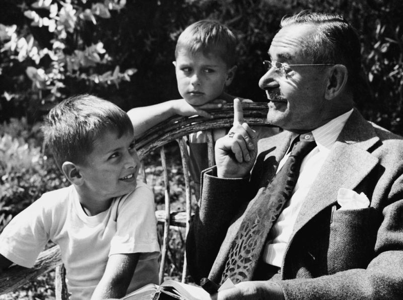 Enkel Von Thomas Mann