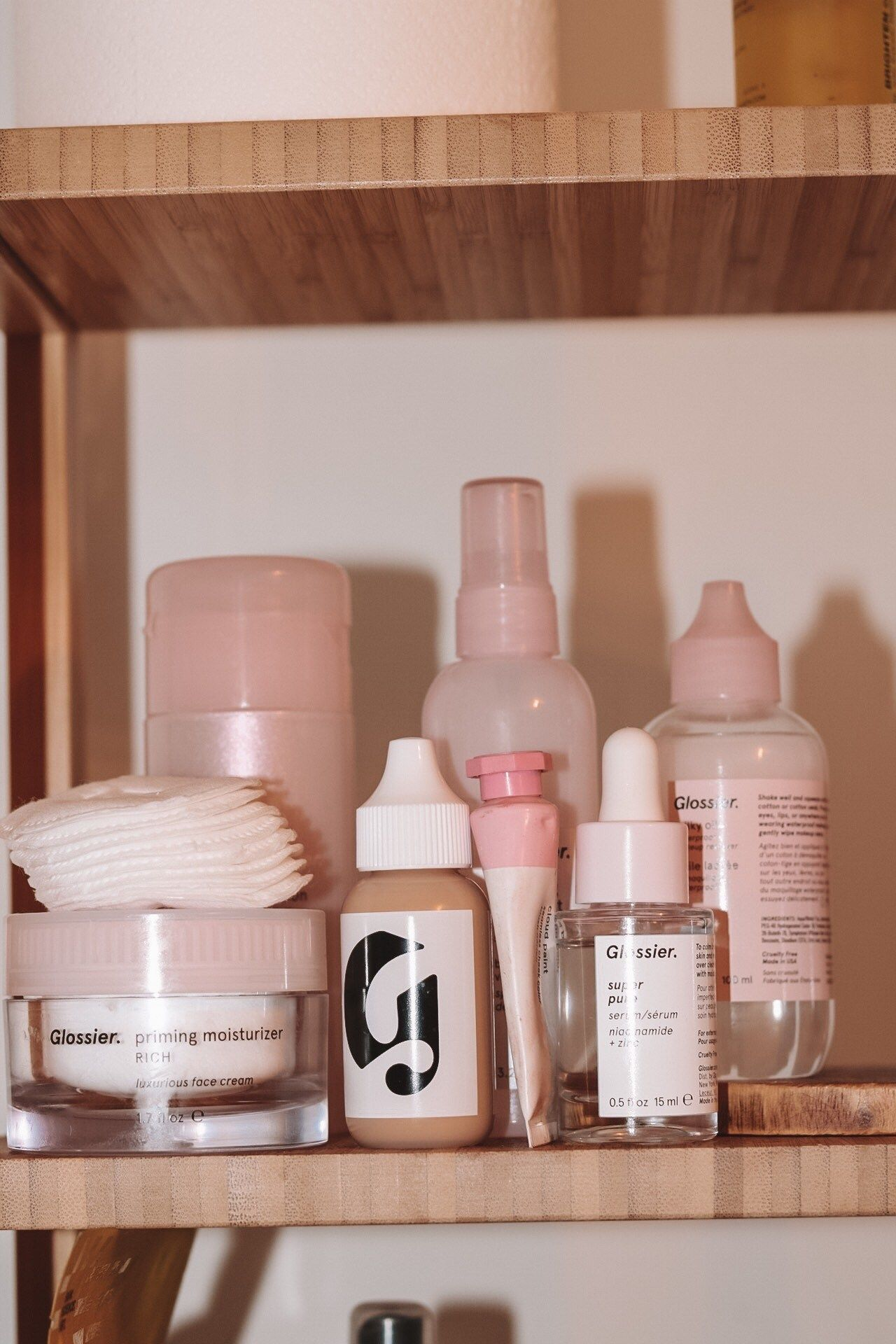The Best Glossier Products and a Discount Code