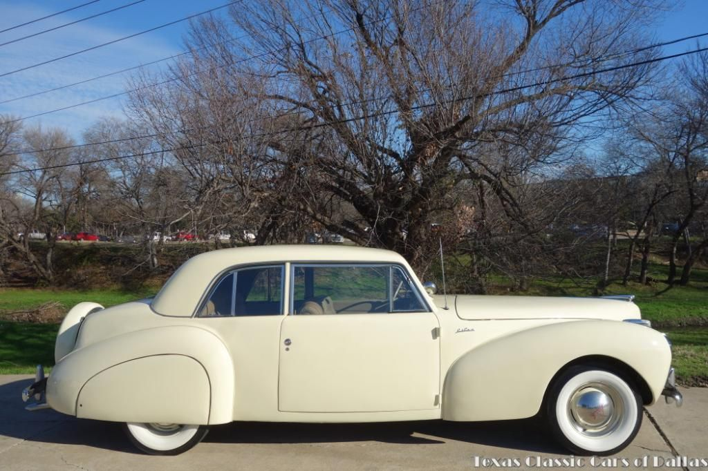 1941 Lincoln Continental Coupe | Lincoln/Continental: 1937 - 1941 ...