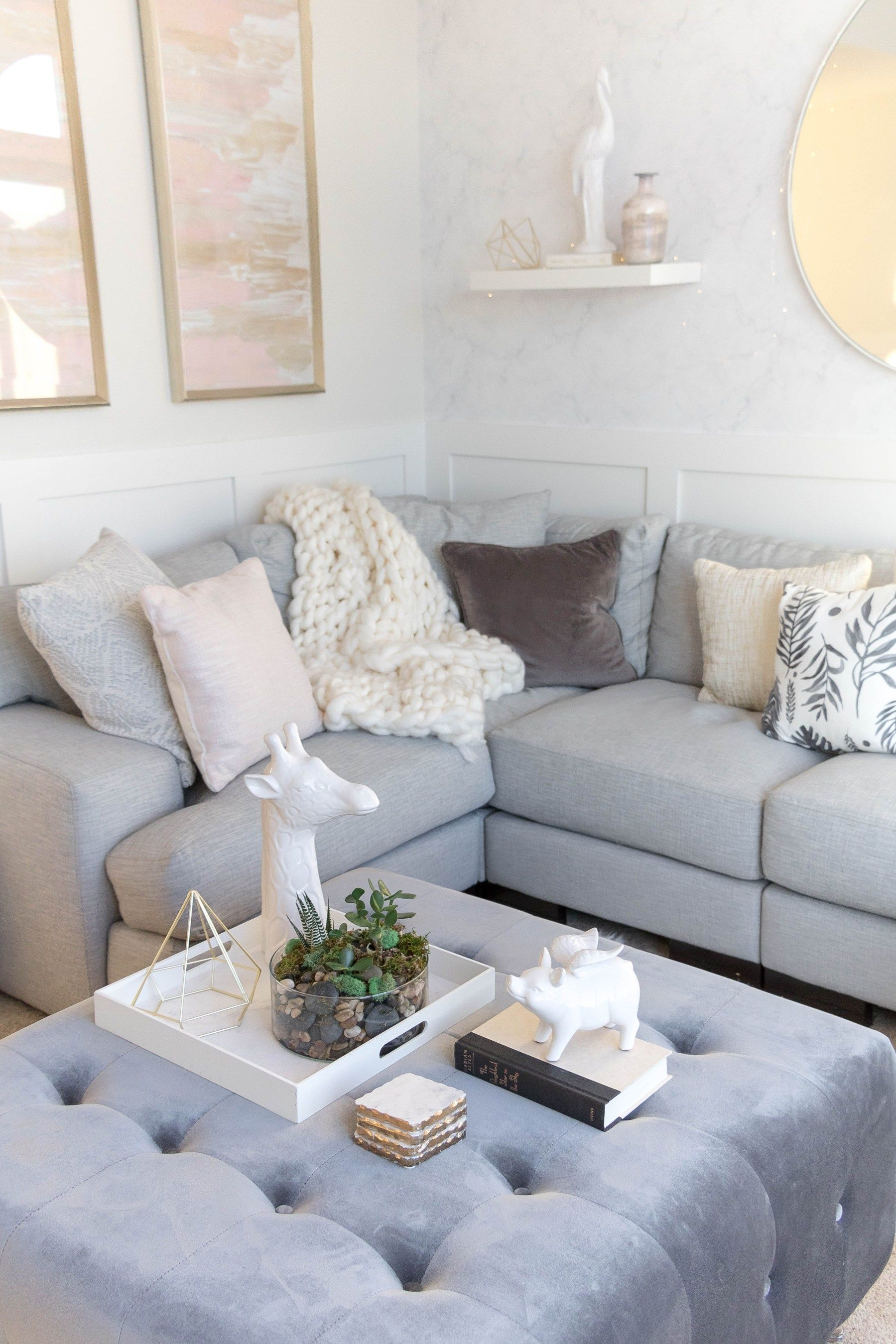 Light and Bright Kid-Friendly Living Room images