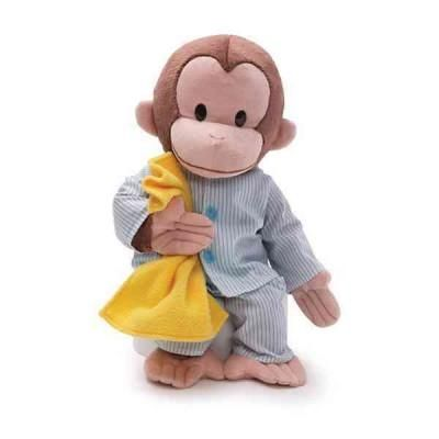 Curious George Pajamas