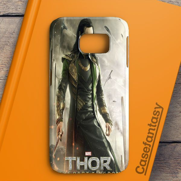 Loki Tom Hiddleston Collage Samsung Galaxy S6 Edge Plus Case   casefantasy